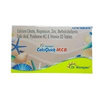 Calciquick  MCB tablet