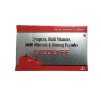 Lycolyfe  Capsule