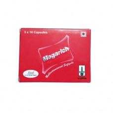 Megarich  softgel capsule