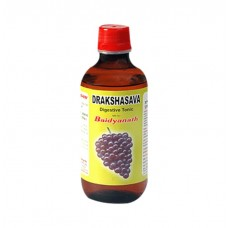 Baidyanath drakshasava syrup