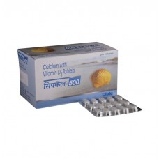 Cipcal - 500 tablet